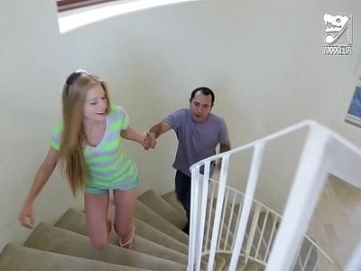 babysitter  blonde  fuck  mexican  young teen