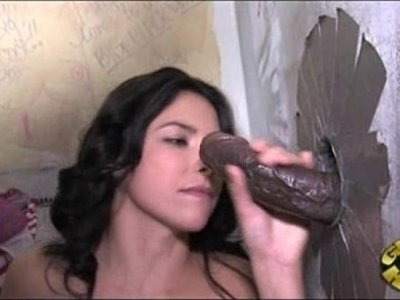 girl  gloryhole  interracial  old and young