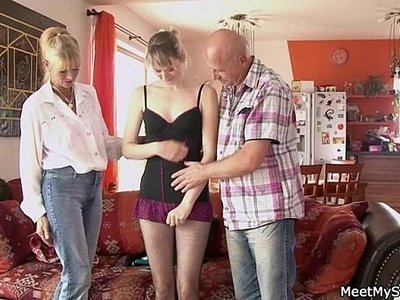 old and young  perverts  seduction  son