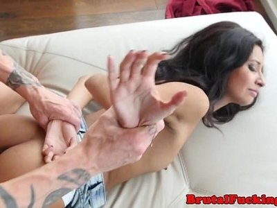 19 years old   couch   fuck   rough   stepsister
