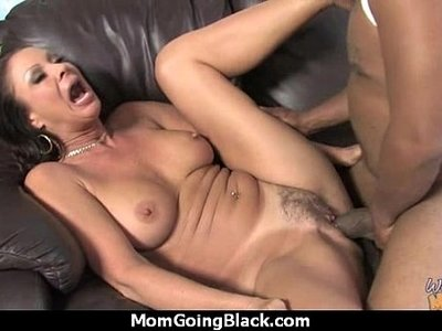 banged  black cock  mom  monster cock  pussy  white chick