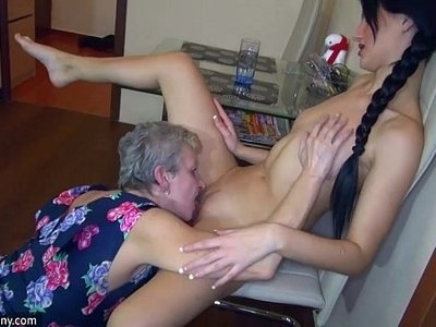 games  lesbian  masturbation  old and young  woman