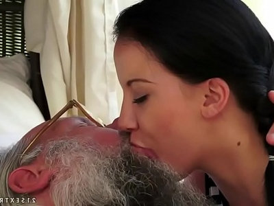 compilation  kissing  old and young